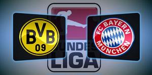 "Анонс. ""Боруссия Д"" - ""Бавария"" - последний шанс для Мюнхена!"