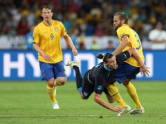 Евро-2012. Швеция - Англия -одни в игре, другие вне ее!