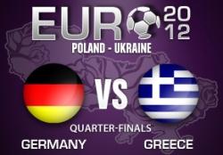 Евро-2012. Германия - Греция - кому улыбнется удача?