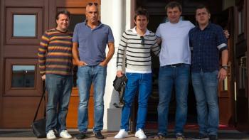 Виллиан прибыл в Харьков
