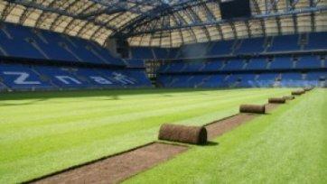 Евро – 2012: У Польши проблемы с газонами