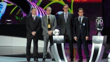 Евро-2012: новости от представителей группы D