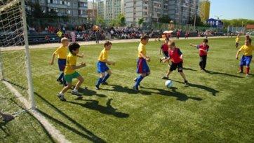 Еще один шаг для популяризации школьного футбола