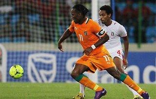 Кубок Африканских Наций: впереди полуфиналы