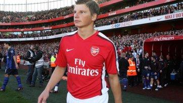 Аршавин планирует вернуться в «Арсенал»