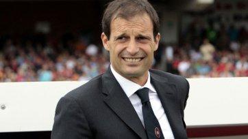 Аллегри: «У нас есть опыт игры с Барселоной»