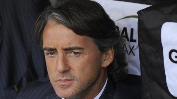 """Манчестер Сити"" не хочет расставаться с Роберто Манчини"
