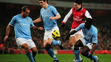Анонс. «Арсенал» - «Манчестер Сити» - последний шанс для «горожан»
