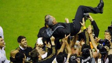 """Мадридский """"Реал"""" досрочно выиграл чемпионат Испании"""