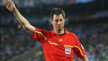 Банковский служащий будет судить финала Лиги Европы