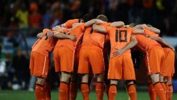 Заявка сборной Голландии на Евро-2012. Готовятся 36 человек!