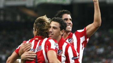 Мадрид ликует – «Атлетико» победитель Лиги Европы УЕФА
