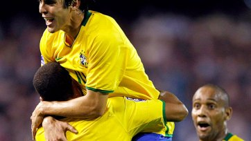В матче Аргентина - Бразилия было забито семь мячей