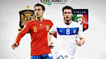 Евро-2012. Испания - Италия - классика футбола!