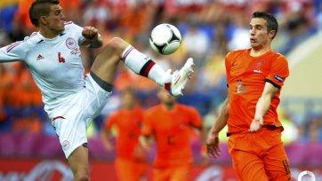 Евро-2012. Голландия - Дания - есть первая сенсация!