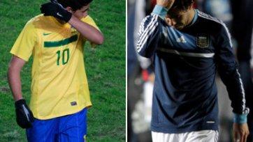 Аргентина – Бразилия. Смотр войск!