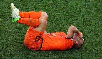 Снейдер повредил колено