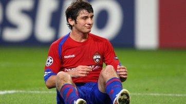 """Алан Дзагоев перейдет в """"Манчестер Юнайтед""""?"""