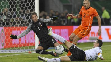 Евро-2012. Голландия - Германия - битва титанов