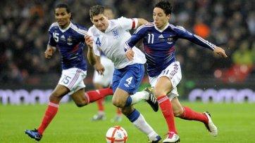 Евро-2012. Франция - Англия - победила дружба!