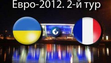 Евро-2012. Украина – Франция – быть ли первой победе?