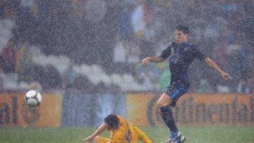 Евро-2012. Украина - Франция - чуда не произошло