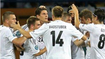 Евро-2012. Дания - Германия - путевка в четвертьфинал на двоих?