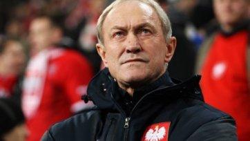 Сборная Польши осталась без тренера