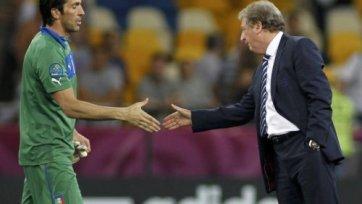 Сборная Англии сыграет с Италией