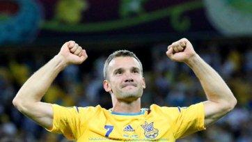 Шевченко официально попрощался со сборной