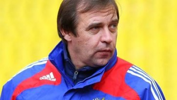 Александр Бородюк возглавит сборную России?