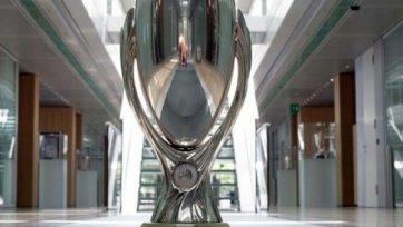 Суперкубок УЕФА пройдет в Грузии