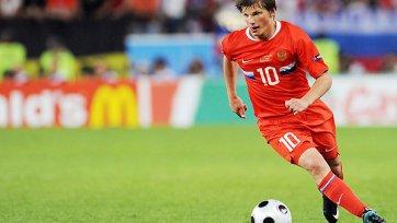 Андрей Аршавин - лучший распасовщик Евро-2012!