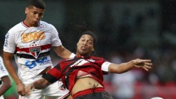 Денилсон снова будет играть в «Сан - Пауло»