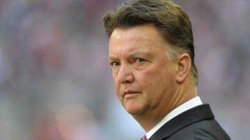 Ван Гаал – теперь наставник сборной Нидерландов