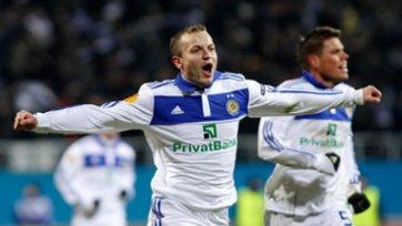 Гусева выбрали капитаном киевского «Динамо»