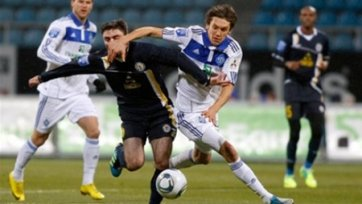 «Динамо» стартовало с победы в чемпионате Украины