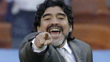 «Аль-Васл» заплатит Марадоне 17 миллионов евро?