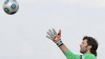 Рева будет играть за «Кривбасс»