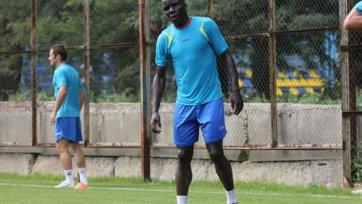 Ангбва официально стал игроком «Ростова»