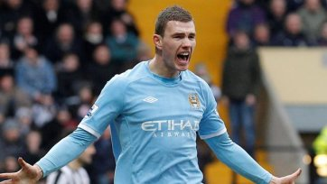 Эдин Джеко опроверг слухи о своем уходе из «Манчестер Сити»