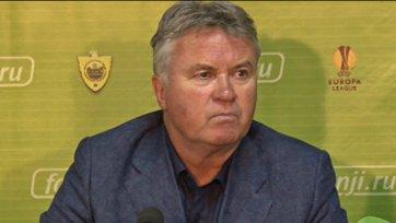 Гус Хиддинк: «В Будапеште покажем не менее хороший футбол»