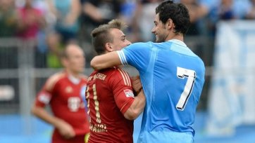 «Бавария» - «Наполи» - пять голов в одном матче