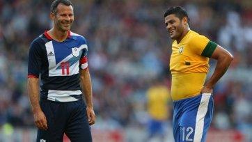 Бразилия преподала урок футбола Великобритании
