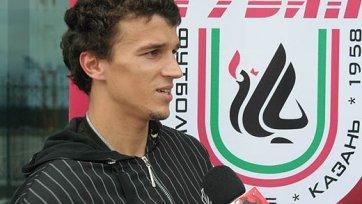 Роман Еременко: «Мы провалили первый тайм»