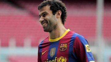 Хавьер Маскерано продлил соглашение с «Барселоной»