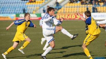 Киевское «Динамо» вырвало победу на последних минутах