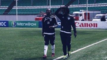 «Терек» расторг контракты с двумя игроками