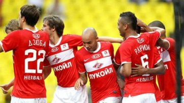 «Спартак» поддерживает чемпионский темп