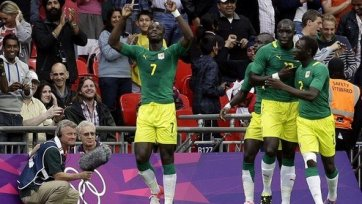 Олимпиада. Уругвай оступился на Сенегале